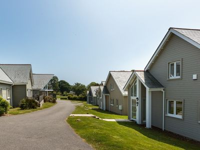 Photo for Trewhiddle Villa 18 -  a trewhiddle that sleeps 7 guests  in 4 bedrooms