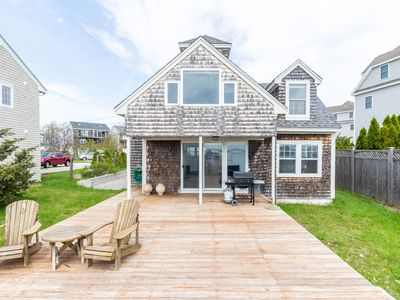 Photo for Charming harbor front home