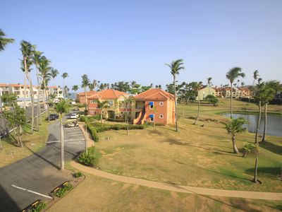Photo for PD525  Luxury one bedroom villa facing the pool and sea.