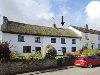 Photo for BRACONDALE, family friendly, with open fire in South Zeal, Ref 975850