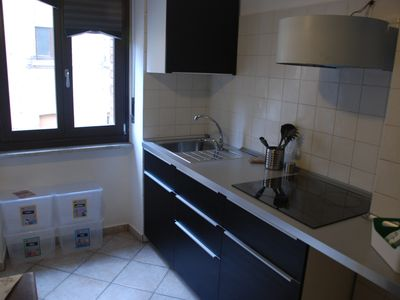 Photo for Turin Centro San Salvario - entire house 2 bedrooms, 1 living room with kitchen, bathroom