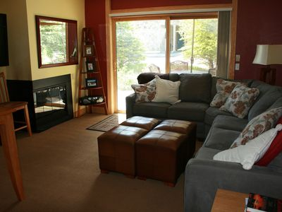 Photo for Perfect Family Mountain Getaway!  Spacious and Comfortable Townhome!