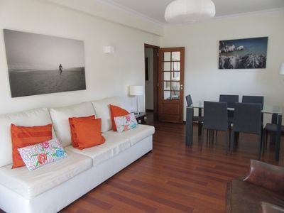 Photo for Central Apart. Cascais, 5/6 pax, 5 m walking beaches, Old Town, ... no need car
