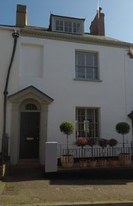 Photo for Holiday Home in Central Exmouth Grade 2 listed character property, very charming