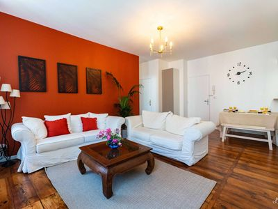 Photo for T3 charming ideally located in the center of Bayonne near train station