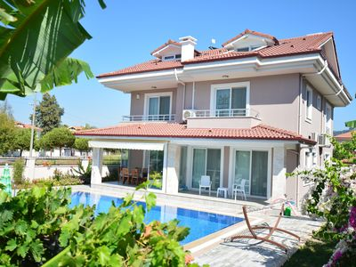 Photo for Stylish Villa With 5 Bedrooms,5 Bathroom, Private Pool,Air Conditioning,Alarm