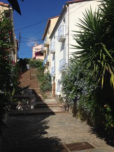 Photo for Renovated town house, 200m from the beach.