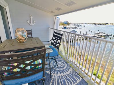 Photo for Updated Waterfront Condo on Ole River | Sleeps 8 | Flora Bama 1mile | 2nd Floor