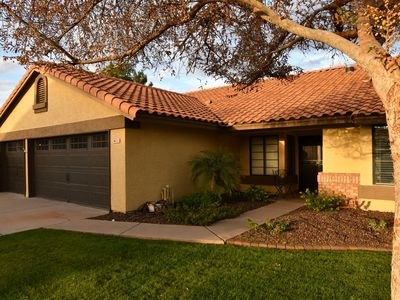 Photo for Stunning Val Vista Lakes Home w/2 Master Bedrooms