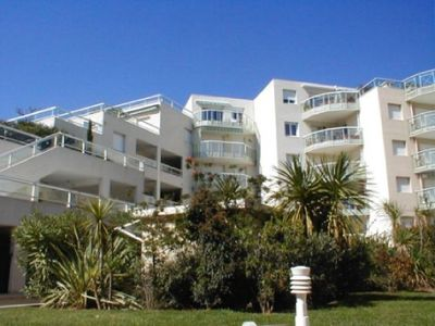 Photo for Nice flat 4 people near centre and beach