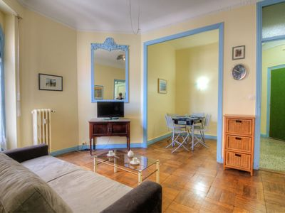 Photo for Apartment in the center of Nice with Lift, Internet, Washing machine (109553)