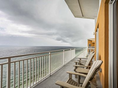 Photo for NEW! Beachfront Panama City Beach Condo w/Pools!