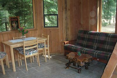 Dining and Seating area