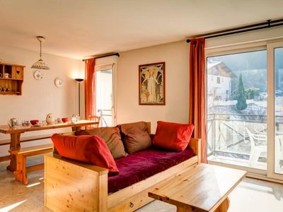 Photo for Apartment Brides-les-Bains, 1 bedroom, 6 persons