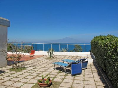 Photo for Vacation home Ferienhaus (CSU100) in Costa Saracena - 7 persons, 3 bedrooms