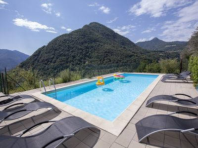 Photo for Argegno Belvedere apt. 1, Argegno, Italy
