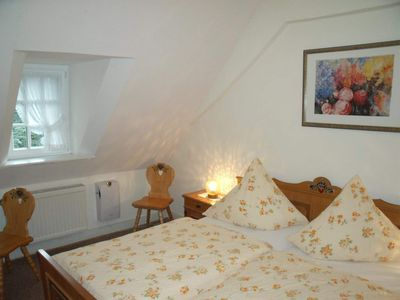 Photo for Double Room Shower / WC - Pension Marienhof