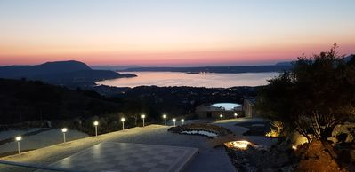 Photo for Villa Infinity with Pool, Amazing Sea and Mountain Views and Totally Privacy