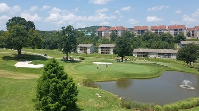 Photo for Luxury 4-person - 1 bedroom Condo at The Pointe Royale Golf Village