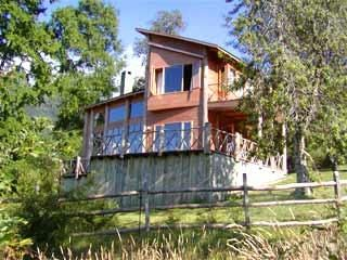 Photo for Vacation Rental. Own river  with Mountain Views. Near Pucon