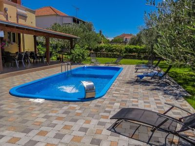 Photo for Captivating Holiday Home in Pakoštane with Swimming Pool