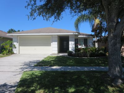 Photo for 3 Bed Villa nr Disney, Pool, Gated Community, Wi-Fi