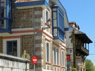 Photo for Unique house rehabilitated in the center of Comillas