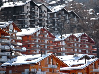 Photo for Apartment Grand Panorama B3  in Nendaz, Valais - 4 persons, 2 bedrooms