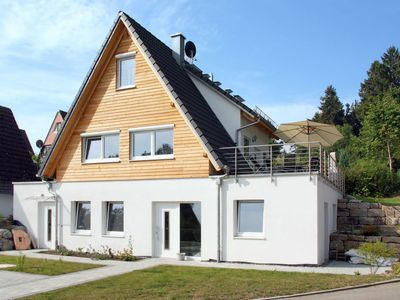 Photo for Pfrungen Apartment, Sleeps 4 with Free WiFi