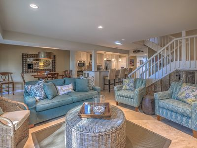 Photo for 1411 S. Beach Villa-Beachfront & Pottery Barn Inspired.