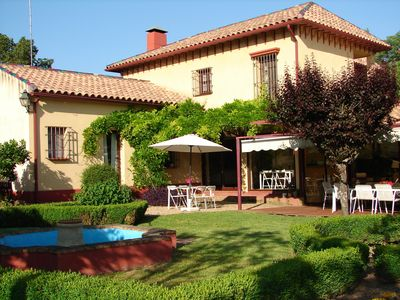 Photo for Charming house with garden in Córdoba
