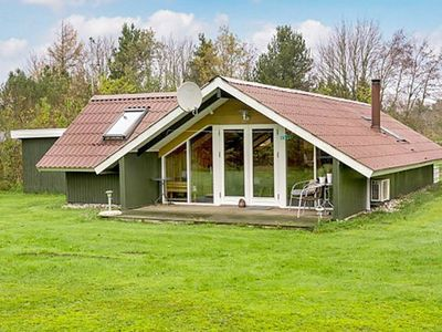 Photo for Wonderful Holiday Home in Oksbol with Terrace