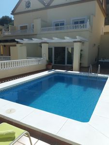 Photo for Luxury Villa close to Benalmadena seafront