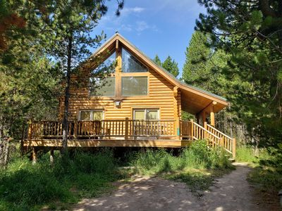 Photo for Hidden Pines | near Yellowstone | Hot Tub | Game Room
