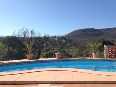 Photo for Minardiere the bed and breakfast in Provence Verte