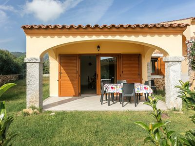 Photo for Holiday home with garden and barbecue - Villetta Caposchiera
