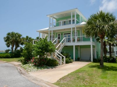 Gorgeous, Spacious Orange Beach Home! Beach & Bay Access! Pool, Walk To Dining!