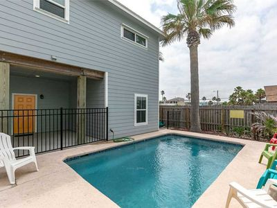Photo for 623 Pez Vela: 4 BR / 4 BA house in Port Aransas, Sleeps 12