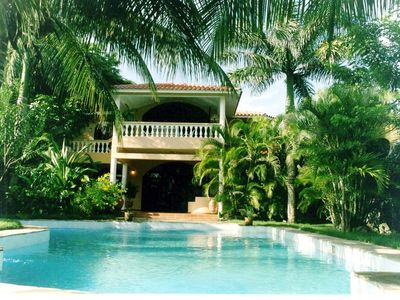 Photo for Outstanding Seaside Villa Playa Laguna