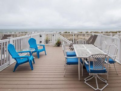 Photo for Panoramic Views from Rooftop Deck! Newly-Updated Oceanfront (44th St.)