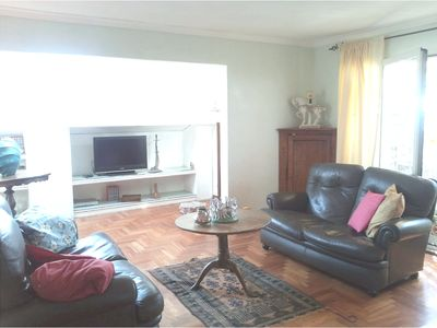 Photo for Homerez last minute deal - Nice house with balcony and Wifi