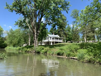 Photo for Germantown/Livingston Streamside Historic with Addition and Renovation