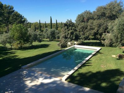 Photo for Magnificent country house full of charm Aix.