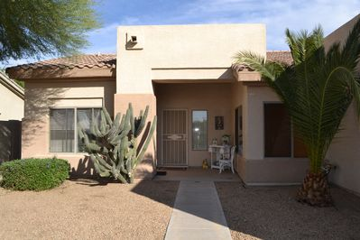 Welcome to your desert home away from home.