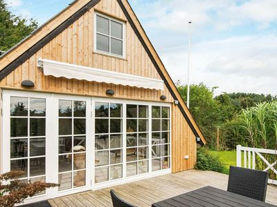 Photo for Fabulous Holiday Home in Jutland with Barbecue