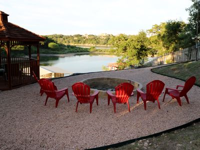 Photo for Hill Country Lake House on Lake Travis, Lake Front w/Private Dock
