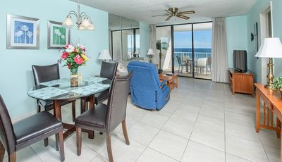 Photo for Seaside 3702 2/2*DIRECTLY ON THE BEACH*AMAZING VIEW*