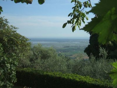Photo for Massarosa: between sea rolling hills and centers of great art