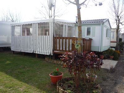 Photo for mobile home rental in camping