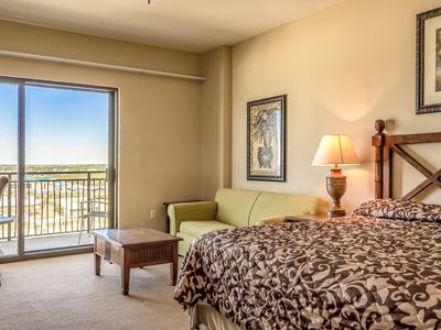 Photo for 1003 2 bedroom condo with Gorgeous Views of the Gulf of Mexico and Pier Park